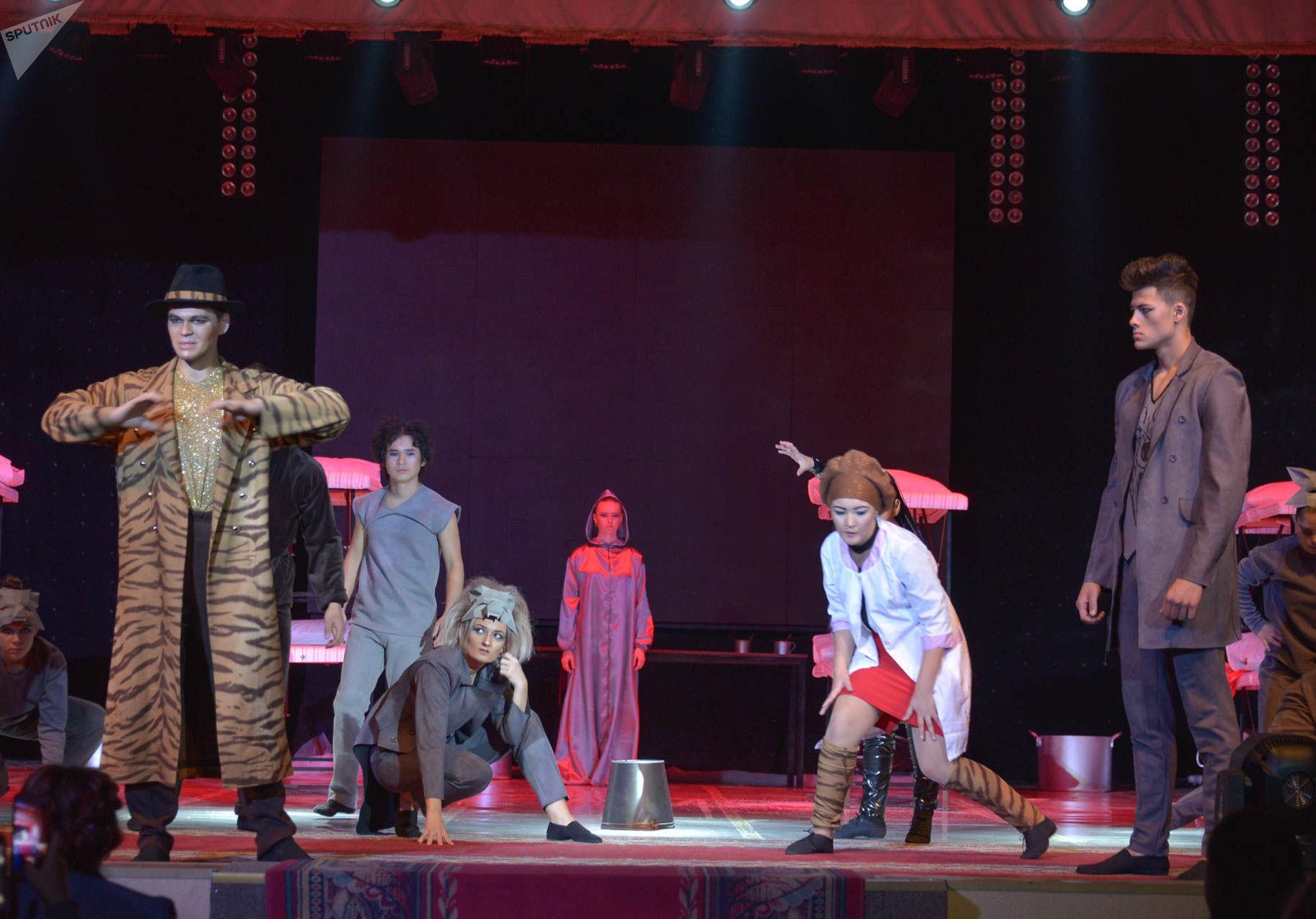 Театр планирует объездить весь Казахстан