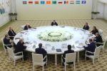 LIVE: Путин на заседании Совета глав государств СНГ в Ашхабаде