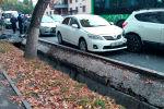 Смертельное ДТП на пересечении улиц Сатпаева - Наурызбай батыра