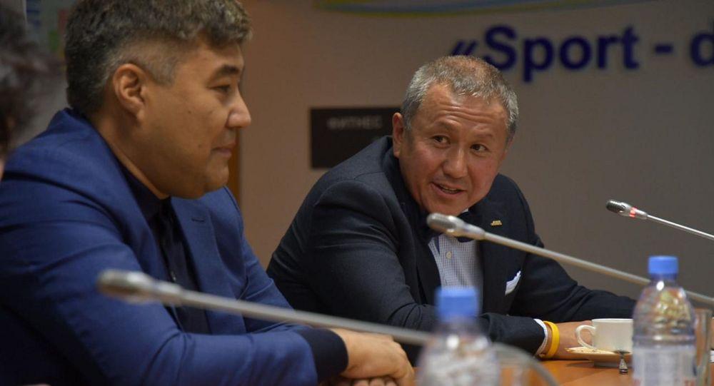 Президентом Казахстанской федерации велосипедного спорта был избран Нурлан Смагулов