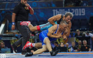 Қасенхан Серғазиев әлем чемпионы атанды