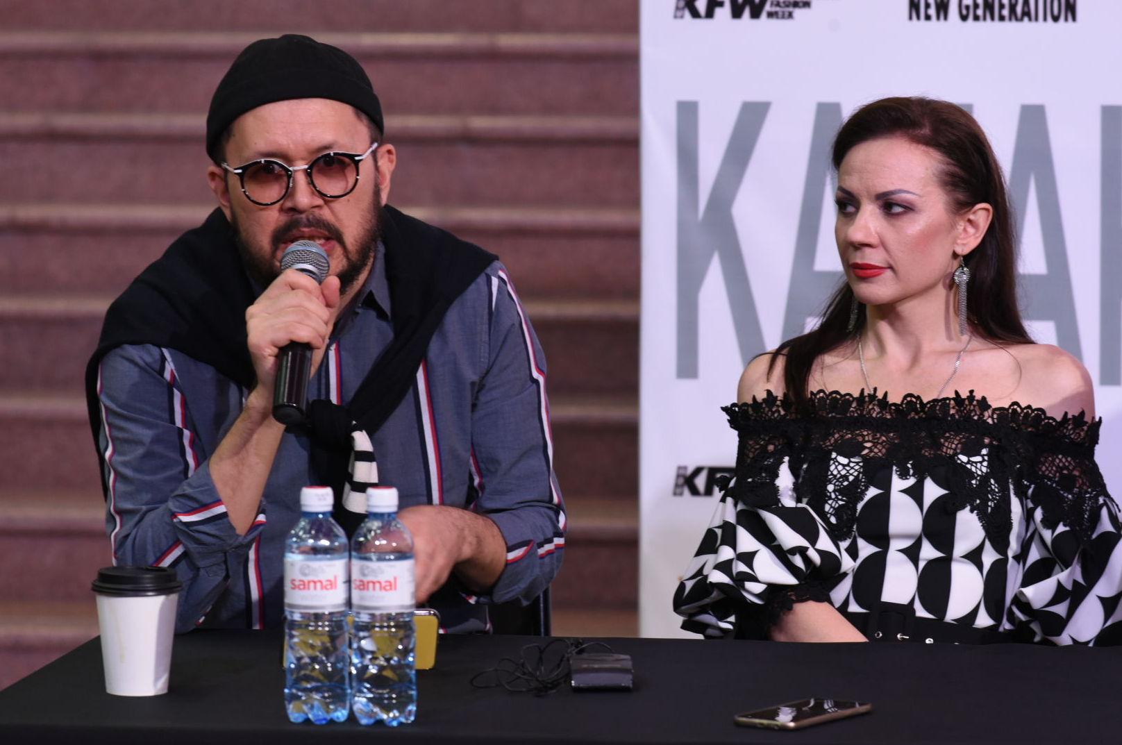 Kazakhstan Fashion Week  стартовал в Алматы