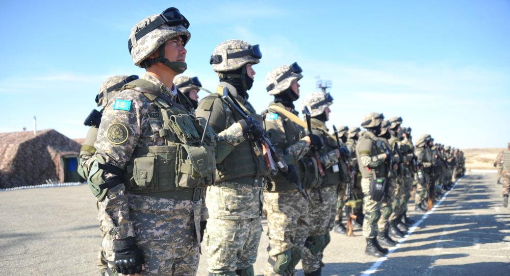 Шығыс Қазақстан облысындағы әскери жаттығулар
