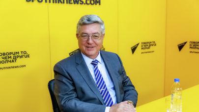 Посол России в Швейцарии Сергей Гармонин