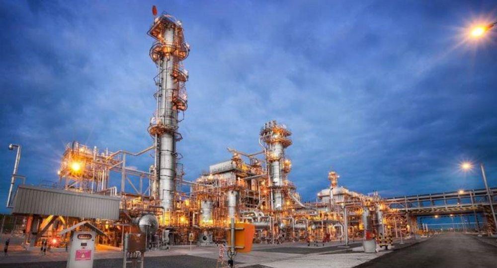 Карачаганакский газоперератабывающий комплекс
