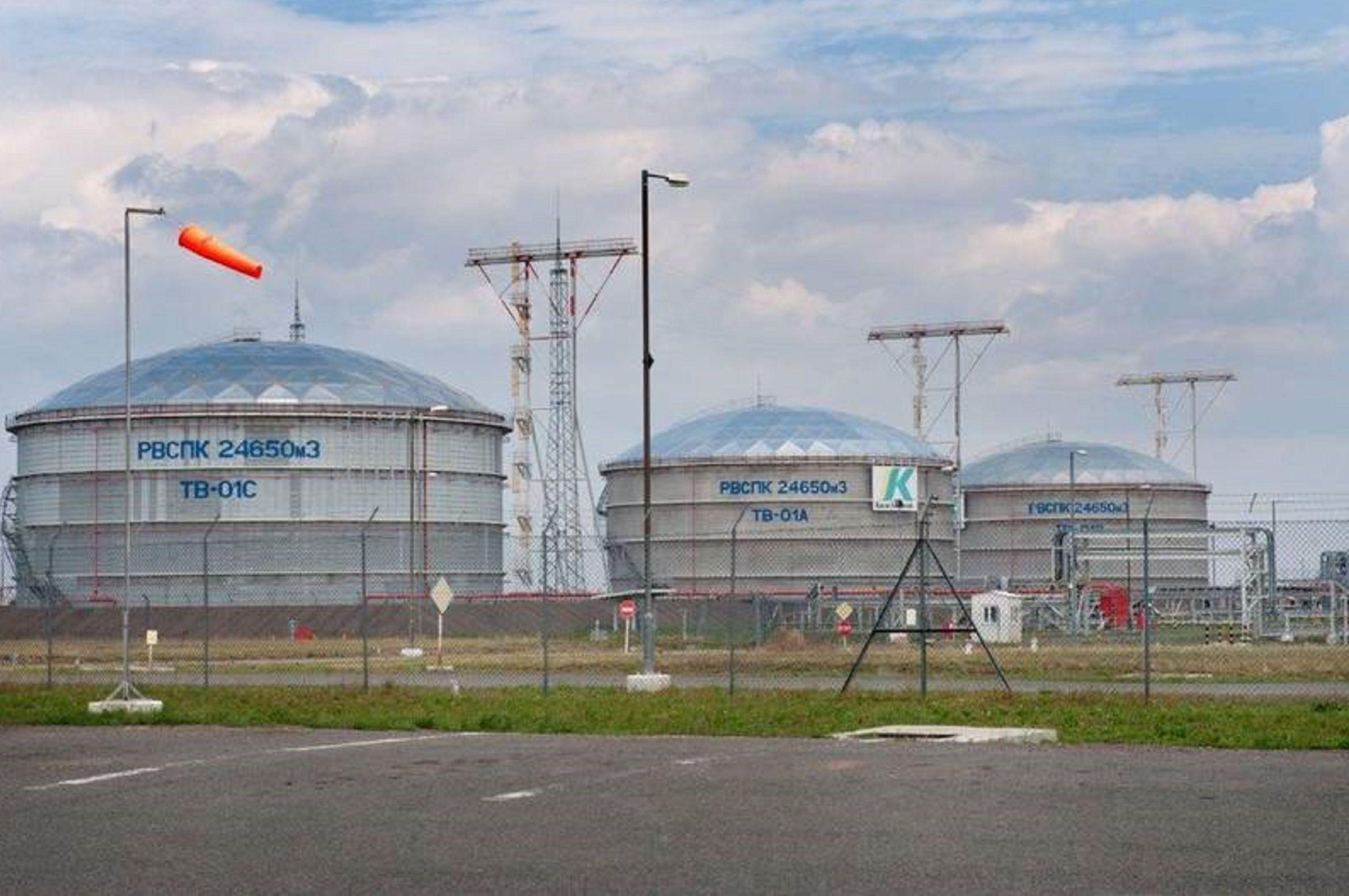 Карачаганакский газоперерабатывающий комплекс