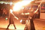 Как повелители огня удивляют астанчан
