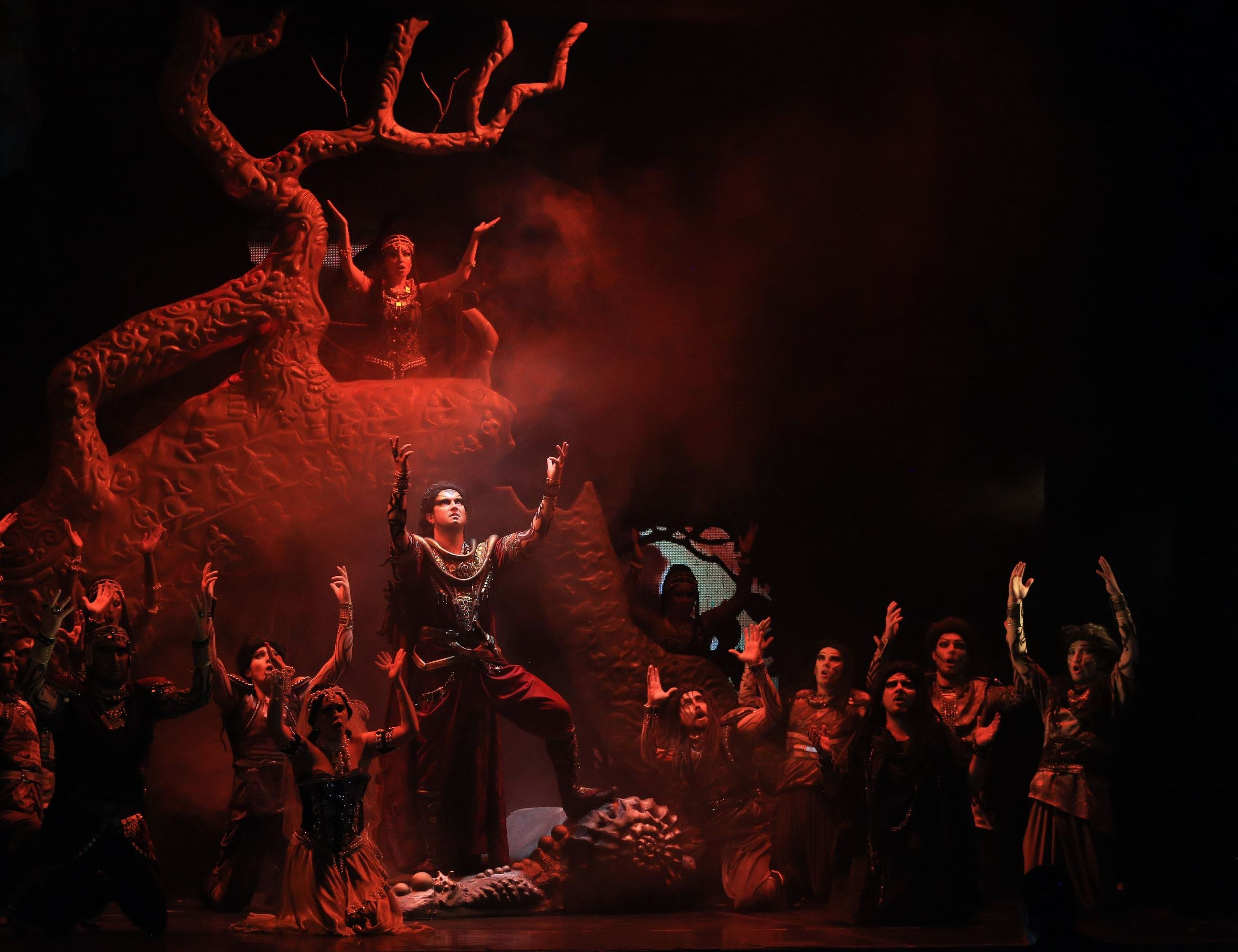 Гастроли театра Санктъ-Петербургъ Опера пройдут в Нур-Султане