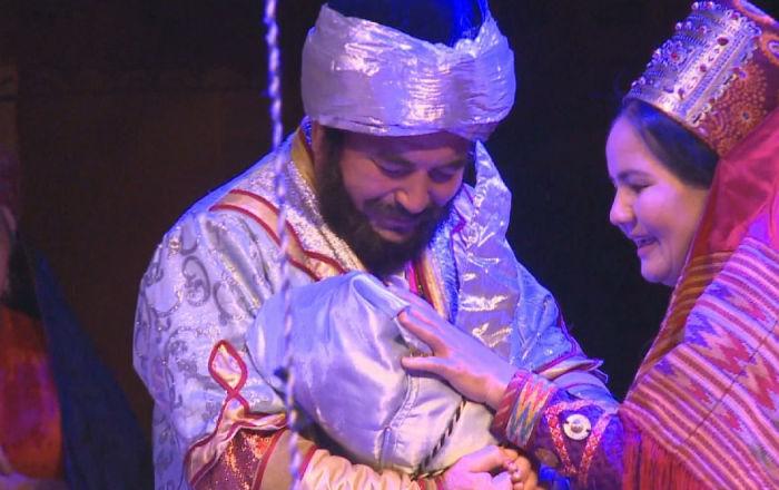 В Актау прошёл театральный фестиваль Abish alemi