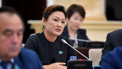 Сенатор Дана Нұржігіт