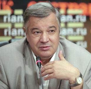 Вице-президент Зернового союза РФ Александр Корбут