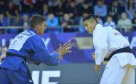 Қазақ дзюдошылары 3 алтын медаль жеңіп алды