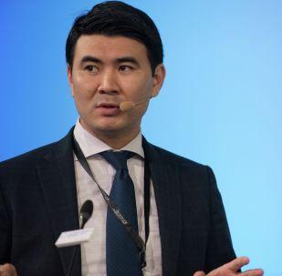 Директор Центра государственного энергетического реестра Института развития электроэнергетики и энергосбережения Алмат Кабыкенов