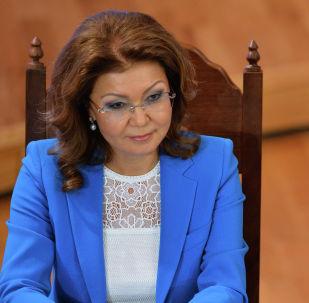 Заместитель премьер-министра Республики Казахстан Дарига Назарбаева