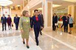 Дарига Назарбаева встретилась с Валентиной Матвиенко