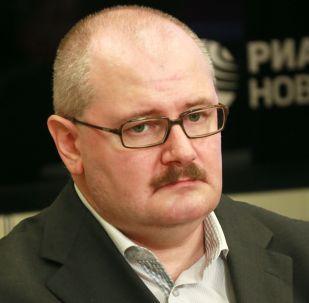 АвиаПорт агенттігі талдау қызметінің басшысы Олег Пантелеев