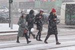 Астанадағы қар