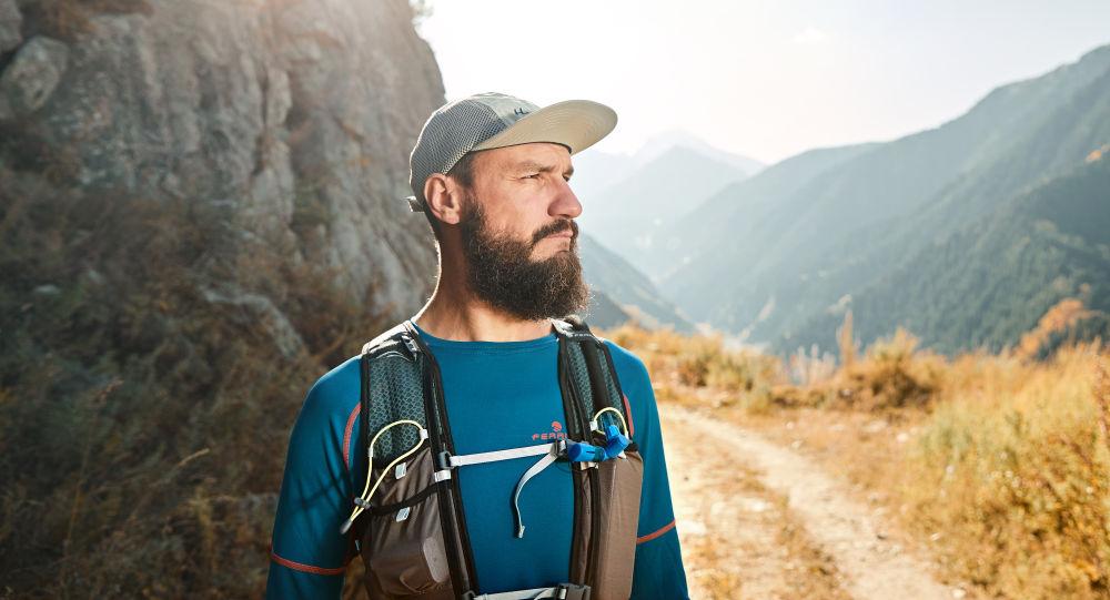 Алматинский путешественник и аутдор-блогер Александр Габченко