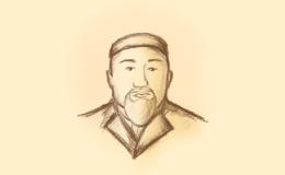 Генеалогическое древо Абая Кунанбаева
