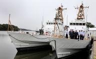 Передача Украине катеров береговой охраны класса Island