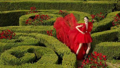 Коллекция  H&M x Giambattista Valli поступила в продажу
