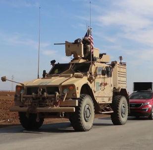 Евфраттың шығыс жағалауындағы квази-мемлекет: АҚШ-тың Сириядағы мақсаты қандай?