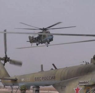 Ресейлік әскерилер америкалықтардың Сириядағы бұрынғы аэродромына орналасты