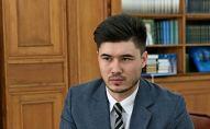 Исполняющий обязанности директора театра драмы имени Тахави Ахтанова Олжас Ибраев