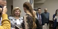 Москалькова встретилась с Марией Бутиной в Москве - видео