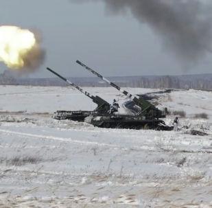 """""""Малка"""" 2С7М: в России испытали одну из самых мощных пушек в мире - видео"""