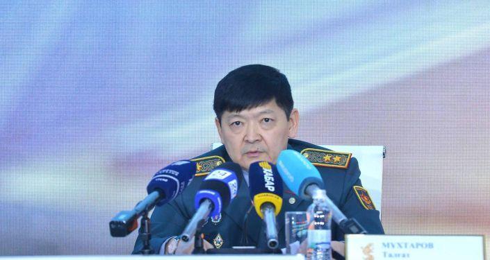 Талгат Мухтаров - заместитель министра обороны Республики Казахстан