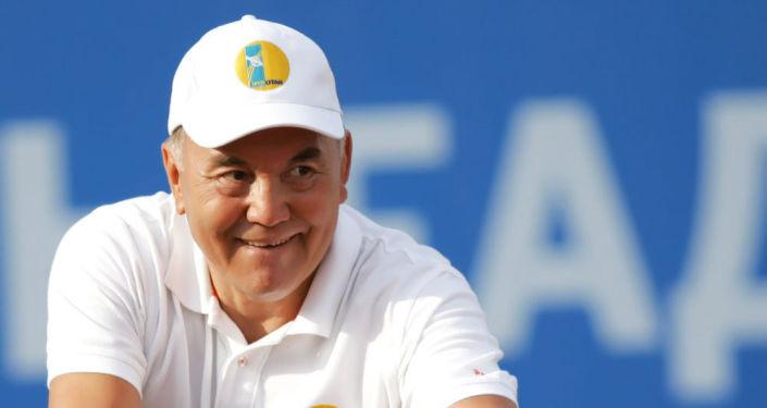 Нұрсұлтан Назарбаевтың сүйікті спорт түрлерінің бірі - теннис