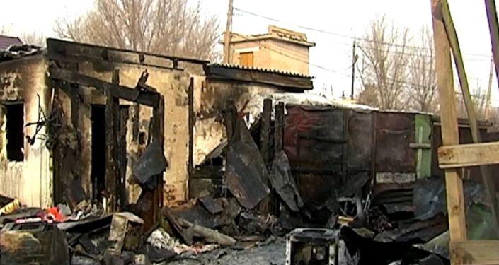 Гибель пяти детей в Астане: названа точная причина пожара
