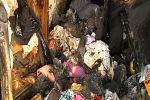 Астанада өрттен бес бала қаза тапты – оқиға орнынан видео