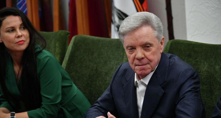 Встреча с генералом Борисом Громовым