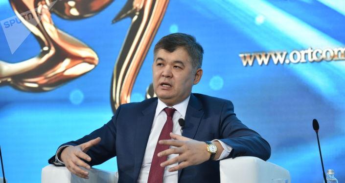 Елжан Биртанов - министр здравоохранения