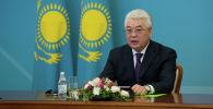 Министр иностранных дел Казахстана Бейбут Атамкулов