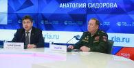 Начальник объединенного штаба ОДКБ генерал-полковник Анатолий Сидоров