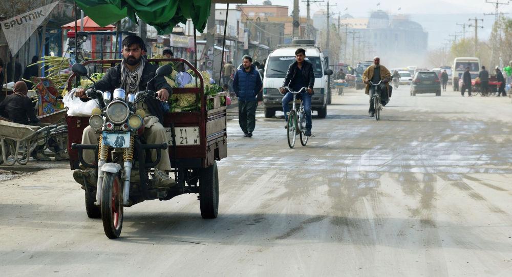 Улицы Кабула