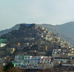 Утренний Кабул