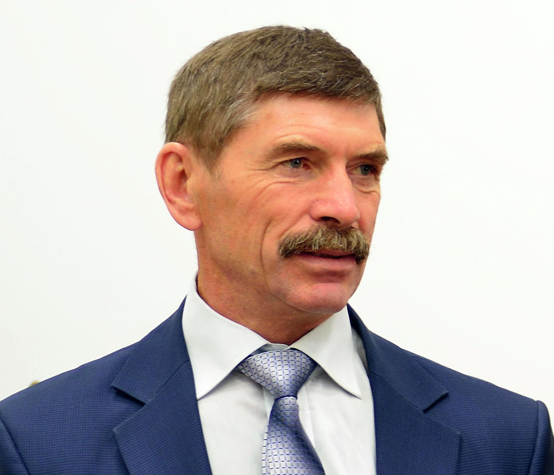 Руководитель Российского центра науки и культуры (РЦНК) в Кабуле Вячеслав Некрасов