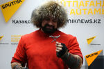 Сергей Цырульников күрделі трюктер орындады - видео