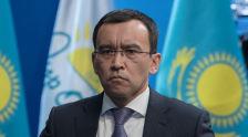 Первый заместитель председателя партии Нур Отан Маулен Ашимбаев