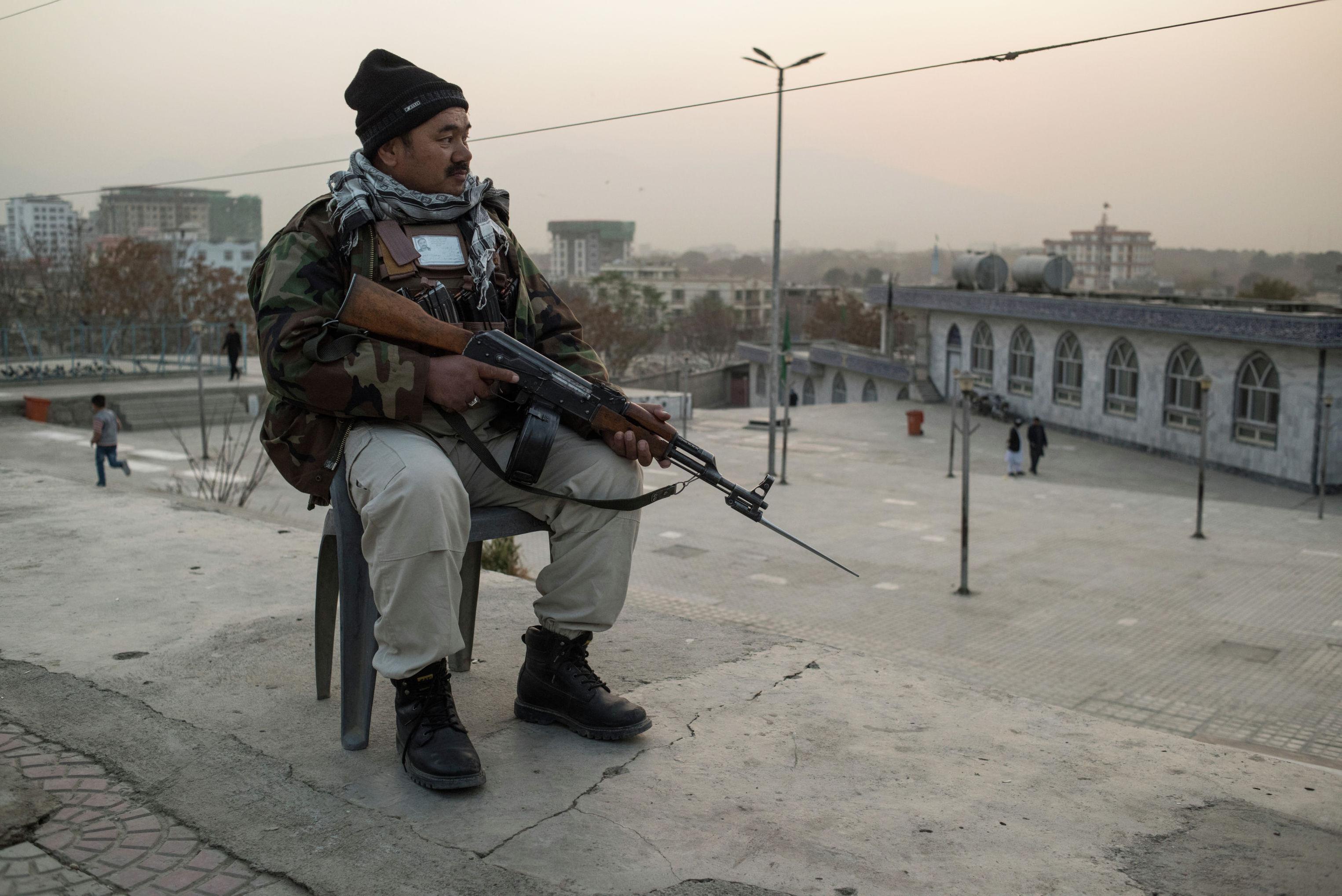 Афганская война: потери среди казахстанских воинов-интернационалистов