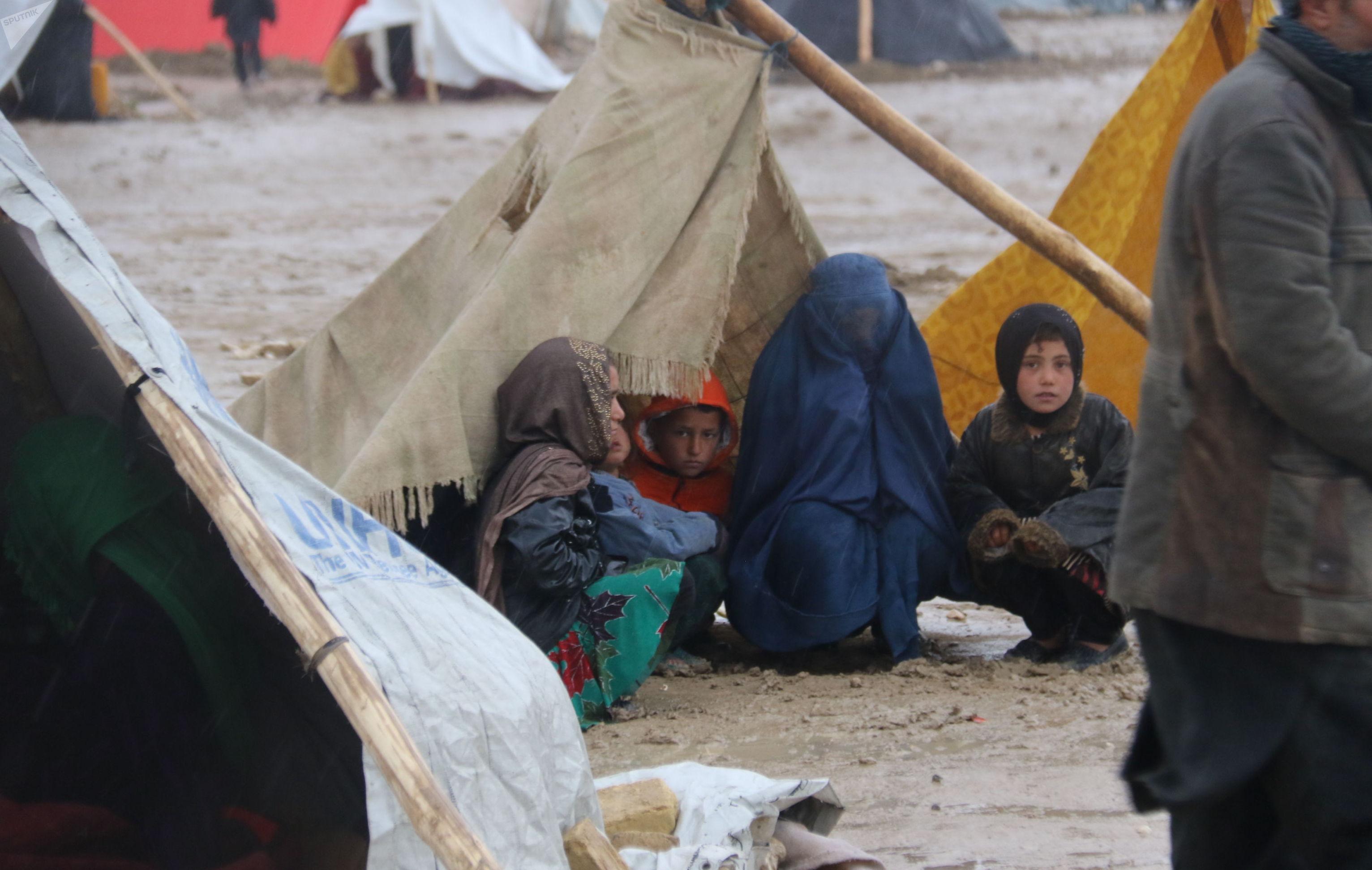 Уровень бедности в Афганистане составляет в среднем 35,8%