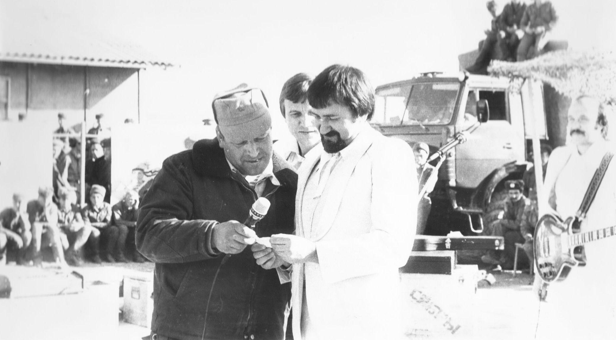Кабул, 1985 год