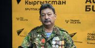 Ветеран войны в Афганистане Кубанычбек Озубеков
