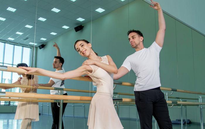 Артисты Астана Балет
