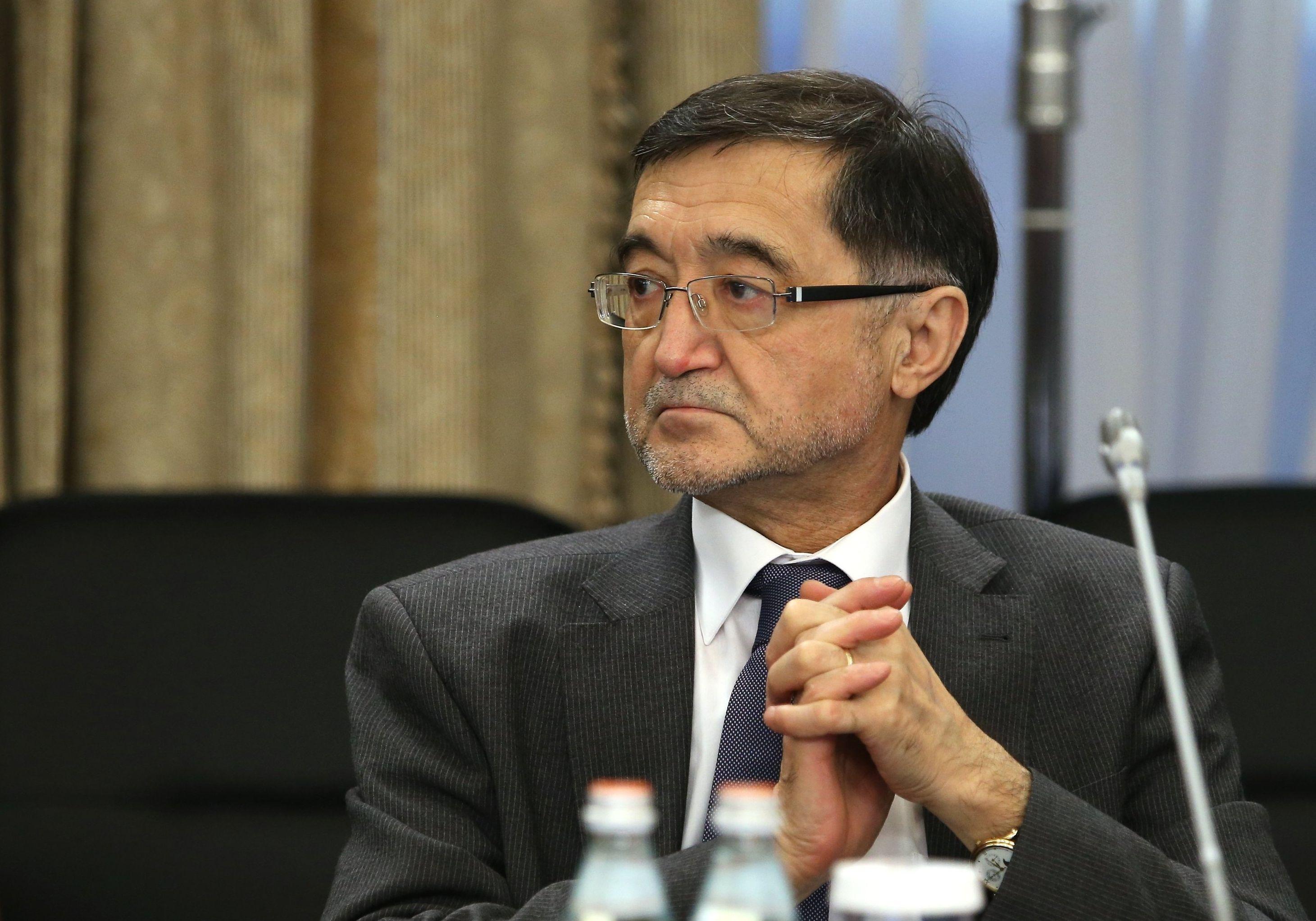 Спецпредставитель президента РФ в ШОС Бахтиер Хакимов
