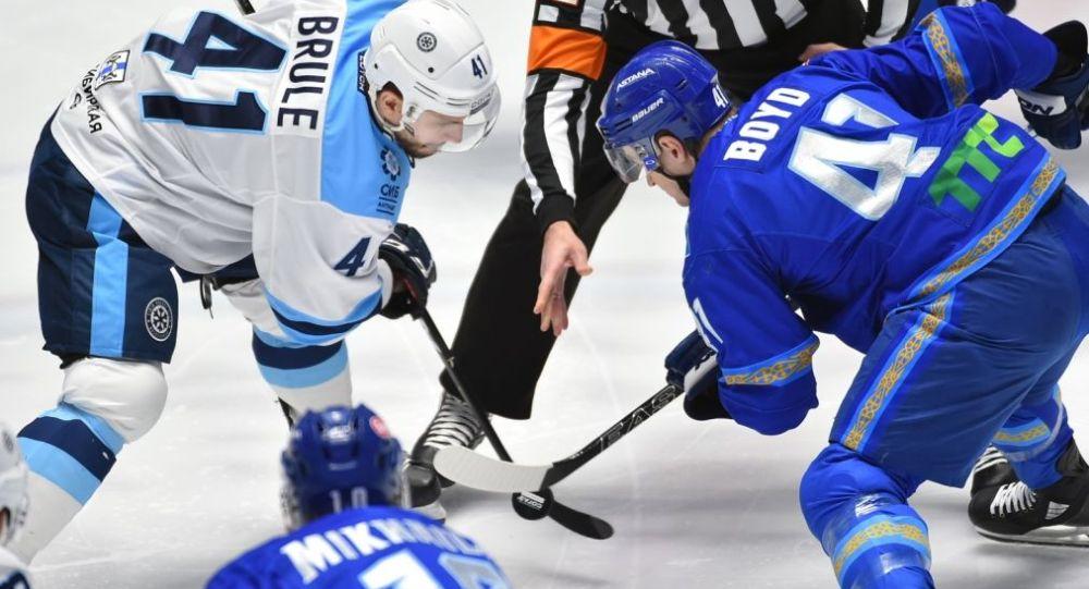КХЛ 2018/2019: БАРЫС - СИБИРЬ 12.02.2019